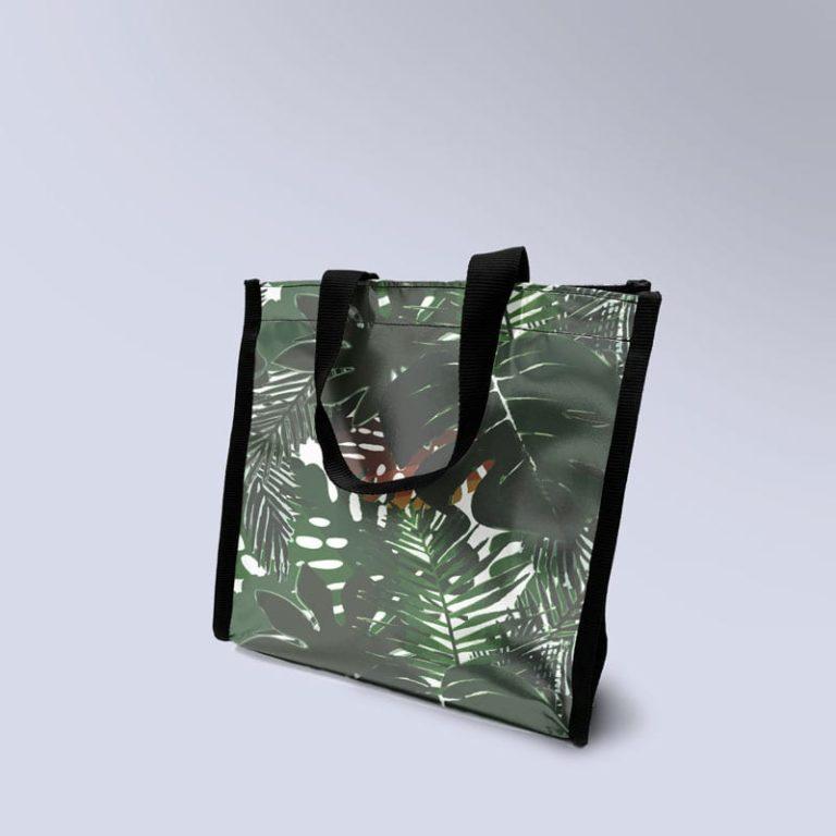 sac à main tropical