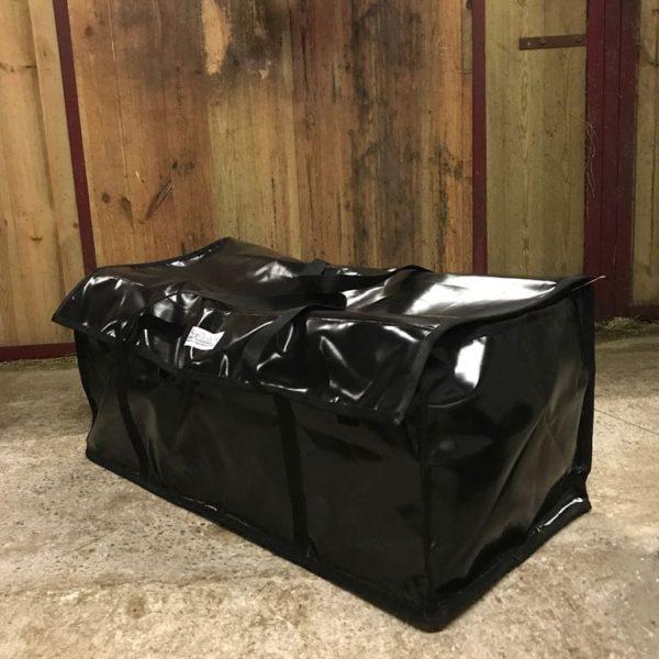 sac transport ballot de foin