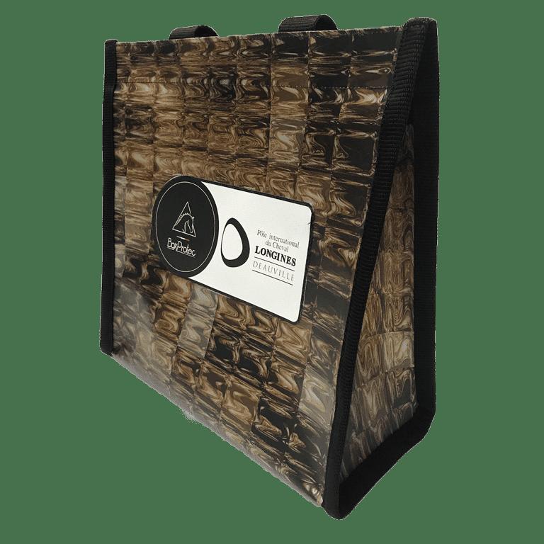 sac boxprotec avec blason personnalisé