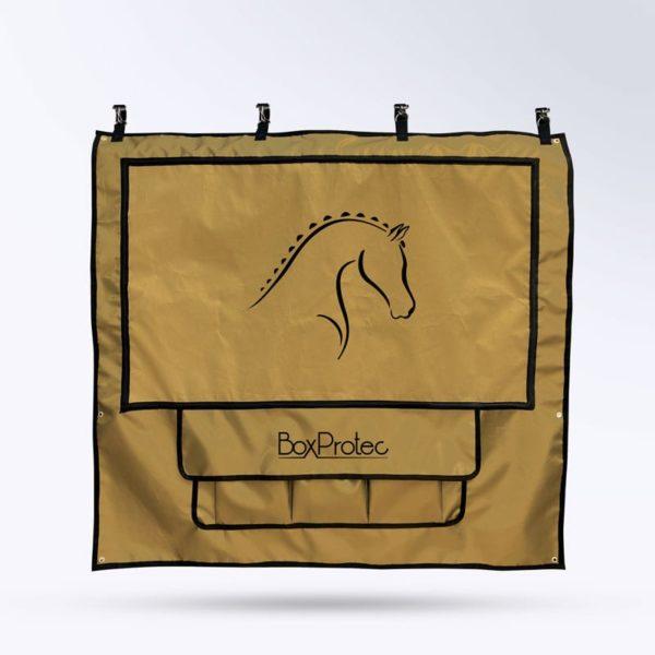 tenture de box PRO 1 Boxprotec bronze
