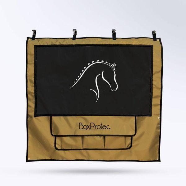 tenture de box PRO 1 Boxprotec bronze et noir