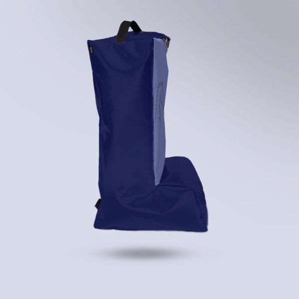 sac à bottes de transport bleu Boxprotec