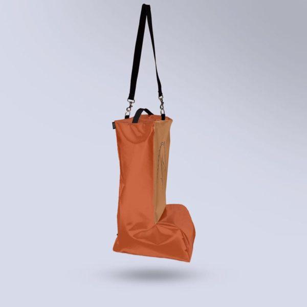 sac a bottes effet bronze Boxprotec