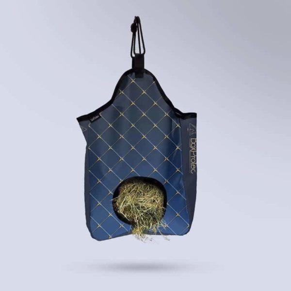 sac à foin bleu molletonnée collection saphir boxprotec