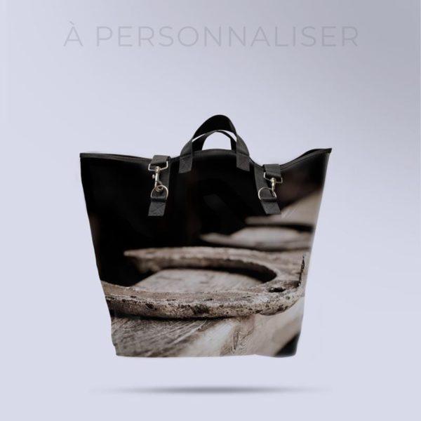 sac à cabas à personnaliser en ligne