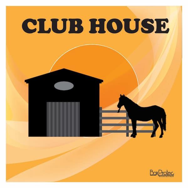 Panneau Club House