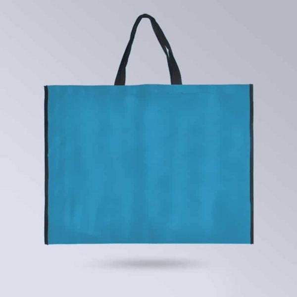 BOXPROTEC-Sac-pour-tapis-de-selle-personnalisable-Bleu-Cyan