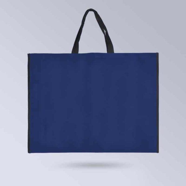 BOXPROTEC-Sac-pour-tapis-de-selle-personnalisable-Bleu-Marine