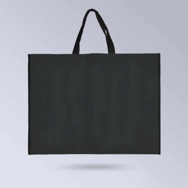 BOXPROTEC-Sac-pour-tapis-de-selle-personnalisable-Noir