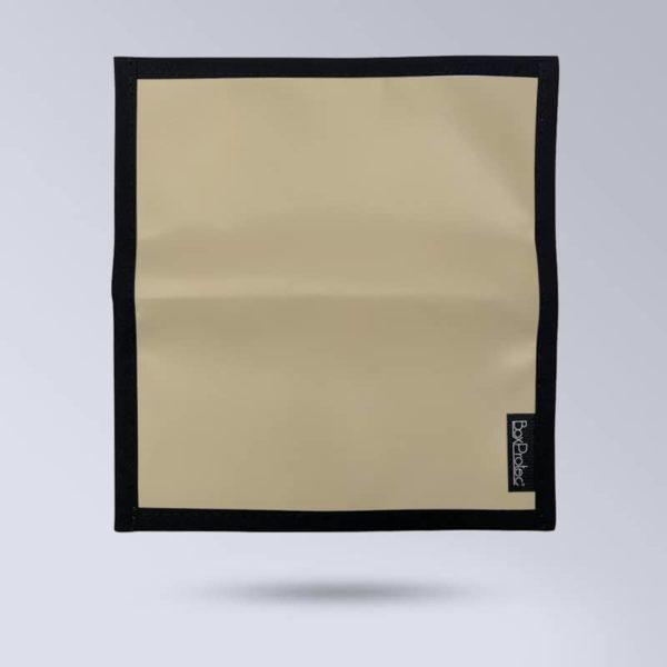 BOXPROTEC Porte chéquier personnalisable - Bronze