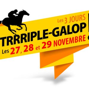 3 jours TRRRIPLE-GALOP !