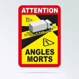 Panneau Angle Mort - Boxprotec